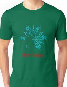 Merry Christmas Reindeer Unisex T-Shirt