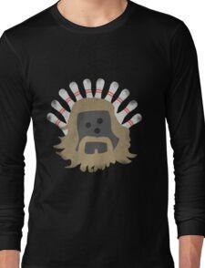 The Big LeBOWLski Long Sleeve T-Shirt