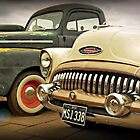 Ford F1 vs Buick Eight by Mick Smith