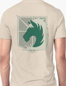 Military Police Crest Unisex T-Shirt