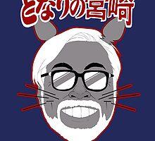 My Neighbor Miyazaki by Eren