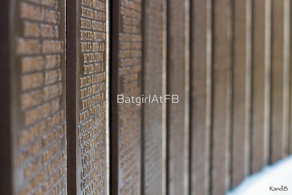WWII memorial by BatgirlAtFB