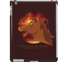 Beth's Horse iPad Case/Skin