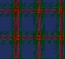 10004 Wilson Family Tartan Fabric Print Ipad Case by Detnecs2013