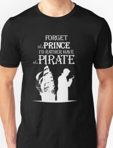 Captain Hook T-Shirt. I'd rather have the Pirate!  Unisex T-Shirt