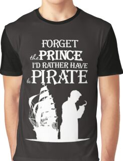Captain Hook T-Shirt. I'd rather have the Pirate!  Graphic T-Shirt