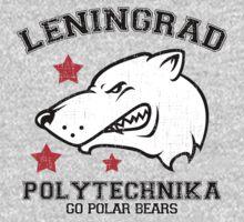 Leningrad Polytechnika by KDGrafx