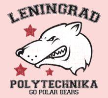 Leningrad Polytechnika Kids Clothes