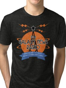 Galaxy News Radio Tri-blend T-Shirt