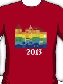 Small Gay World 2013 T-Shirt