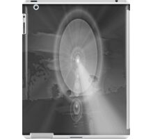 alien light iPad Case/Skin
