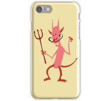 Devil Diablo iPhone Case/Skin