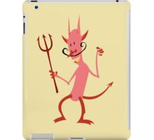 Devil Diablo iPad Case/Skin