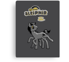 My Little Sleipnir 2 Canvas Print