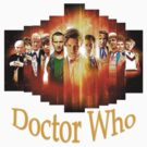 Doctor Who T-Shirts & Hoodies by iber