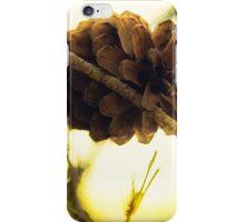 Pine Cone iPhone Case/Skin