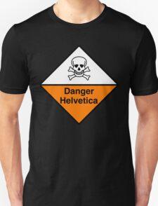 HELVETICA SCENARIO T-Shirt