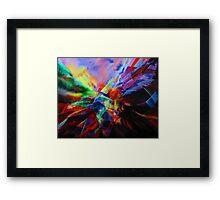 Ginnunga Gap Framed Print
