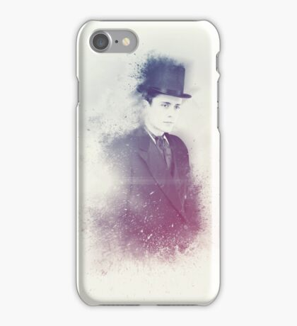 Mysterious Man - Apple Case iPhone Case/Skin