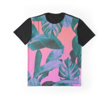 Hotline Leaves Graphic T-Shirt
