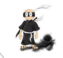 The Novice Ninja by UnholyDesign