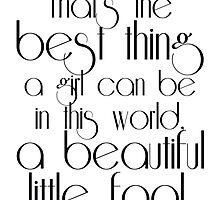 The Great Gatsby ~ Beautiful Fool by Emma Davis
