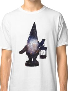 He Gnomes Too Much Classic T-Shirt