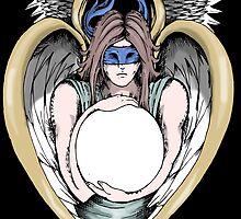 Blind Angel by OnePortraitArt