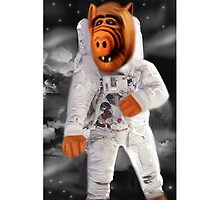 ❀◕‿◕❀ALF RETURNS FROM PLANET MELMAC IPHONE CASE❀◕‿◕❀ by ✿✿ Bonita ✿✿ ђєℓℓσ