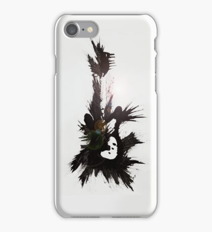 Guitar Flares iPhone Case/Skin