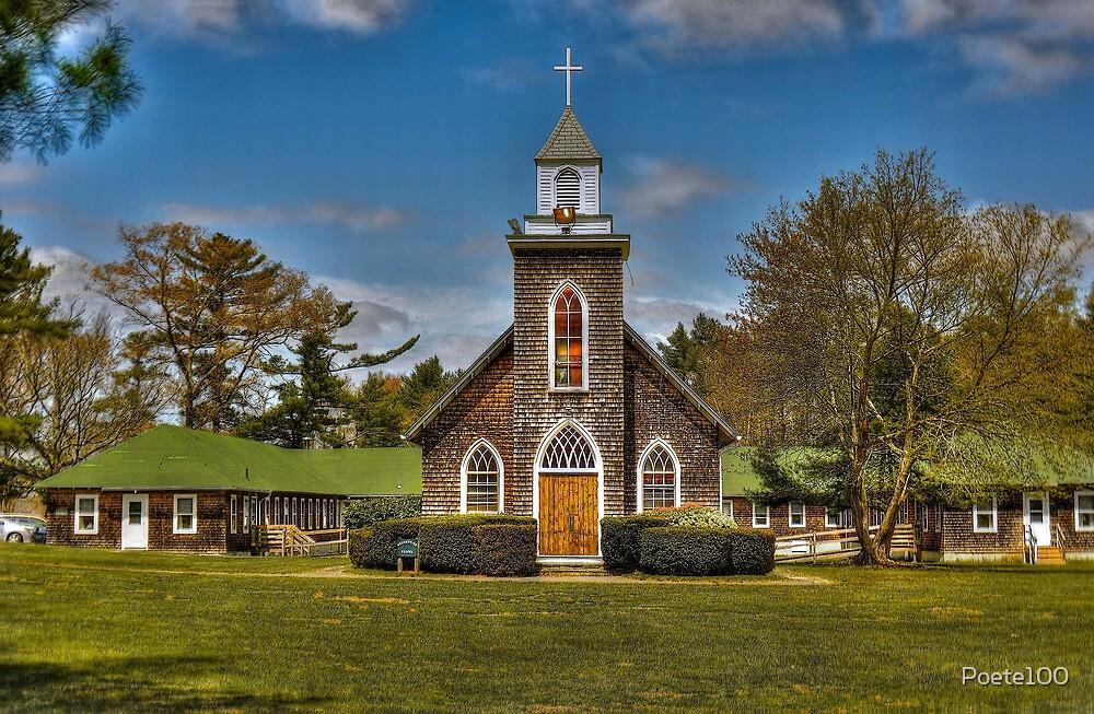 Assumption Chapel by Poete100