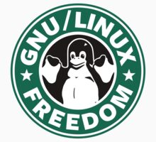 GNU/Linux Freedom by csyz ★ $1.49 stickers