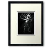 Light Entering Mind Framed Print