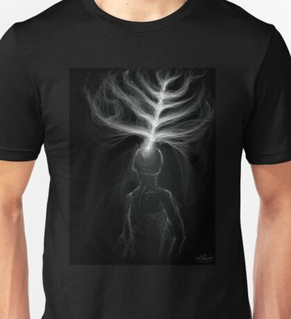Light Entering Mind Unisex T-Shirt
