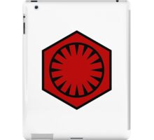 Star Wars: First Order Emblem iPad Case/Skin