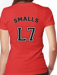 Smalls Jersey Womens Fitted T-Shirt
