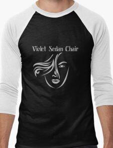 Violet Sedan Chair Men's Baseball ¾ T-Shirt