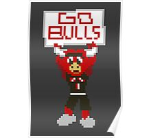 Benny the Bull Poster