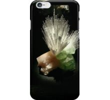 crystal spikes iPhone Case/Skin