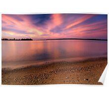 Serenity II, Leech Lake Poster