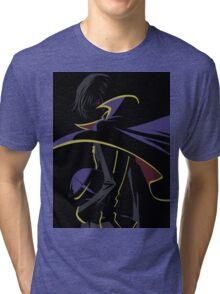 Code Geass Lelouch Lamperouge  Tri-blend T-Shirt