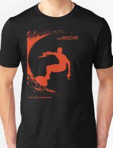 Point Break Movie surfing 100% pure adrenaline T-Shirt