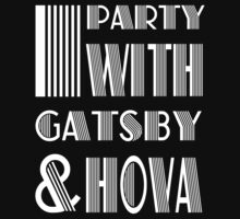 I Party With Gatsby and Hova by AReliableSource