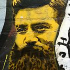 Melbourne Street Art #020 - Ned Kelly by pommieken