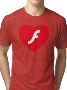 Flash Love Tri-blend T-Shirt