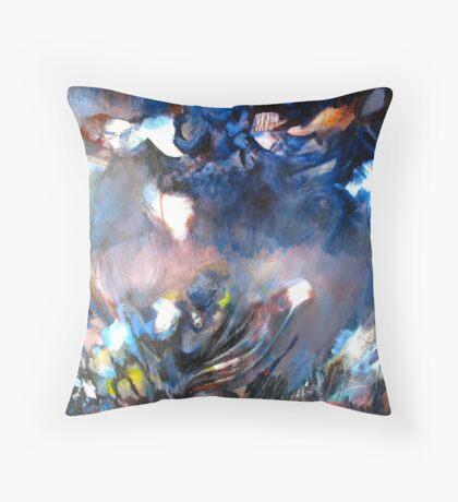 Original Oil Painting Throw Pillow