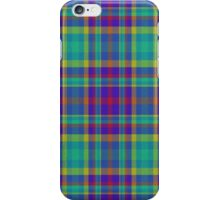 02348 Palm Beach, Florida E-fficial Fashion Tartan Fabric Print Iphone Case iPhone Case/Skin