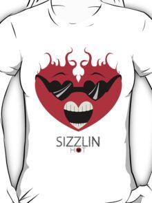 Sizzling Hot Heart(Shades) T-Shirt