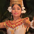 Cambodian Dancer #1 by pommieken
