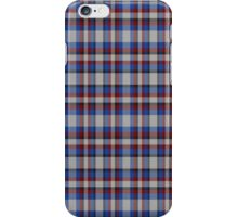 02351 Cuyahoga County, Ohio E-fficial Fashion Tartan Fabric Print Iphone Case iPhone Case/Skin